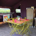 Location de mobil-home Aloa 2 chambre à Guérande : intérieur