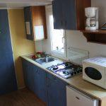 Location de mobil-home Baliste 3 chambres à Guérande : cuisine