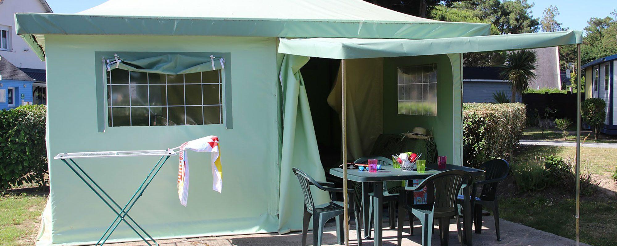 Location de tente éole 4 personnes à Guérande