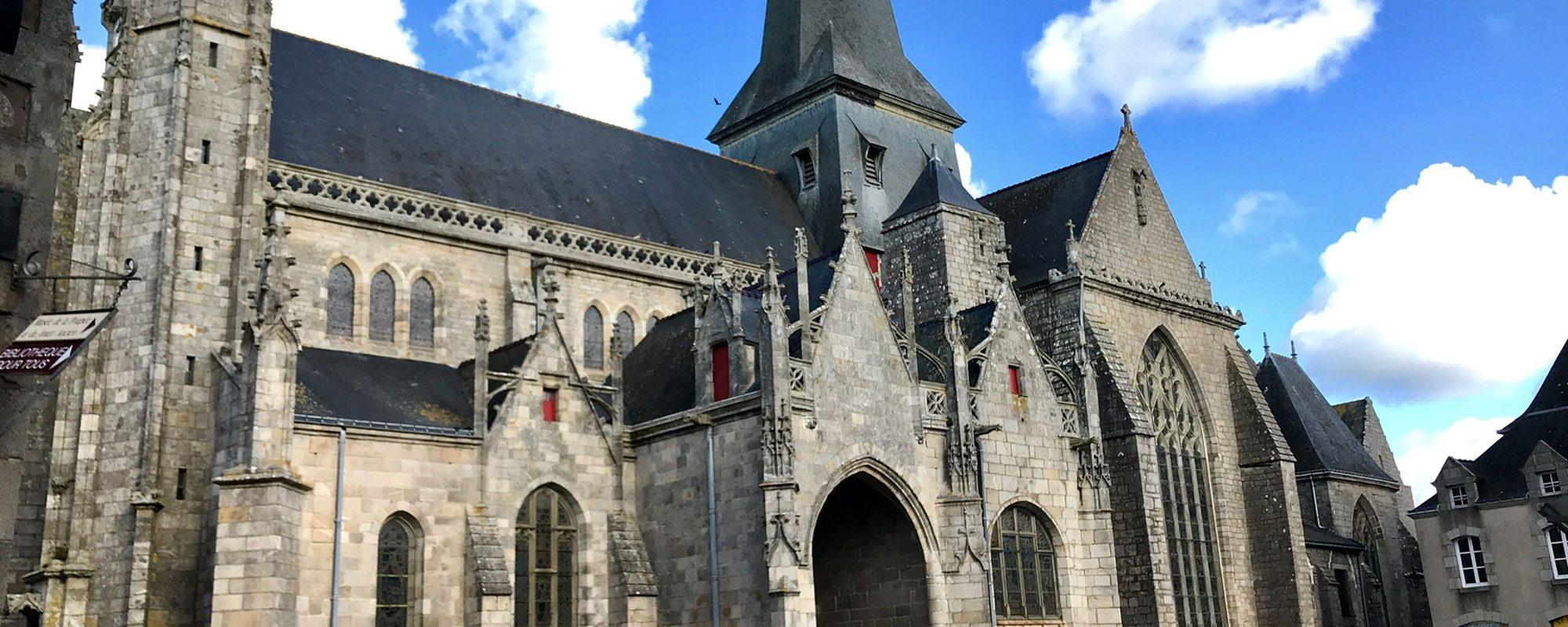 Guérande, Camping 3 étoiles Pont Mahé
