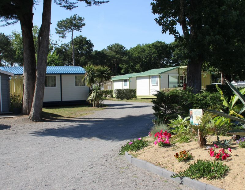 Location de mobil-home à Guérande