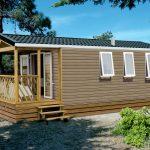 Location de mobilhome loggia bay au camping en Loire Atlantique