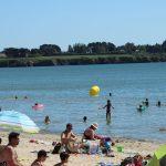 Plage Pont Mahé à côté de Camping Loire Atlantique