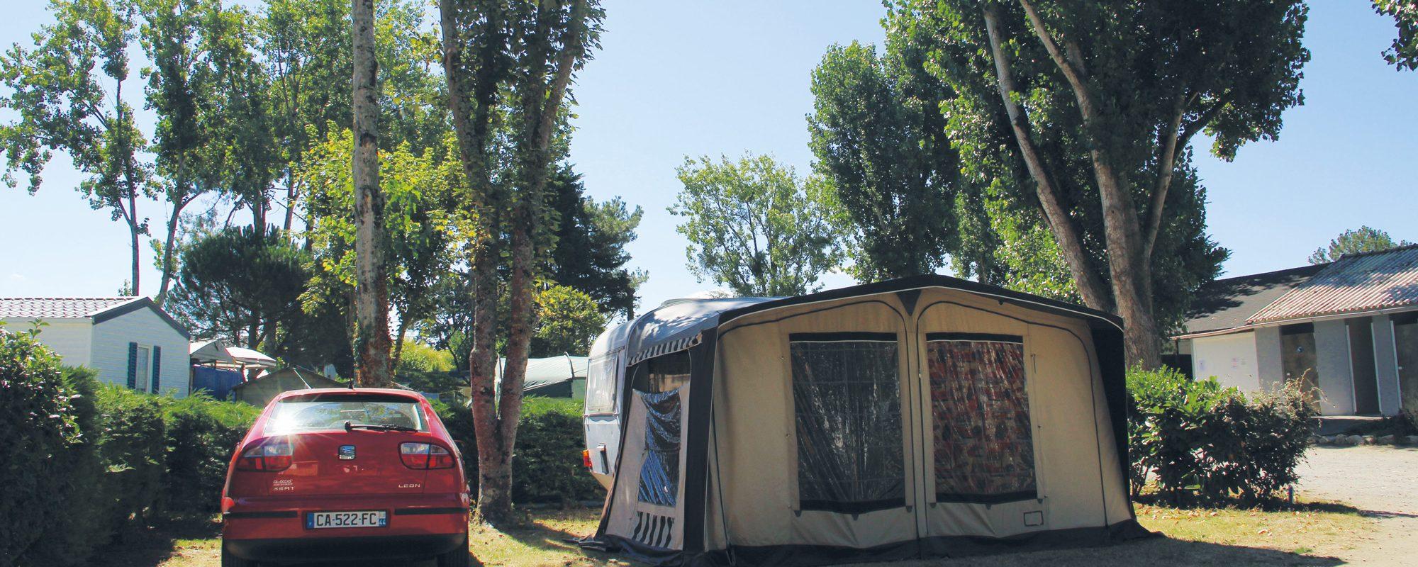 Location emplacement caravane Loire Atlantique
