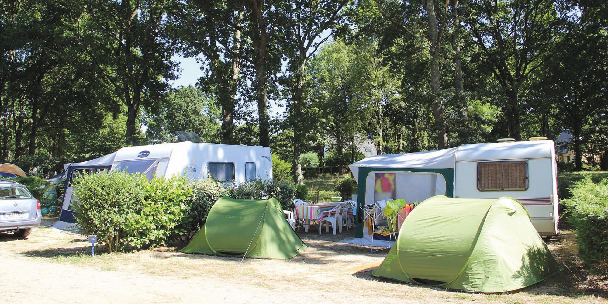 Location emplacement tente Loire Atlantique